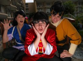 Ranma: The Nightmare by xRoxyryokox