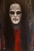 Joey Jordison Masked by KylieRussell666