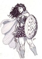 Wonder Woman Day 2008 by studiomeridian