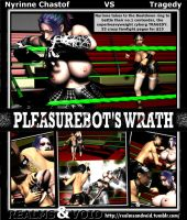 Pleasurebot's Wrath - OUT NOW!! by Realms-And-Void