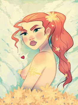 Ginger by leafaye