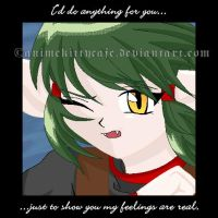 TMM- I'd Do Anything by AnimeKittyCafe