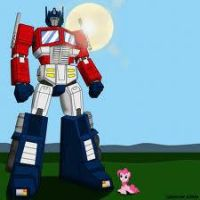 The Transformers My Little Pony Crossover Part 9 by TFCrossoverFan