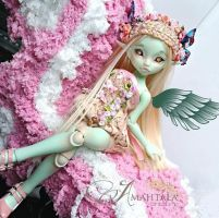 Noble Doll Rhubarbe aka Cashew by Atelier-Cynamon