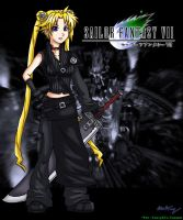 Sailor Fantasy VII: ReMiXeD by gloomknight