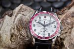 Swiss Army Red Watch 1 by AaronPlotkinPhoto