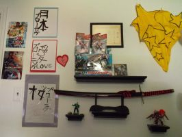 My Wall by HyperForceGo