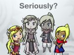 Seriously.....? by Linkerbell