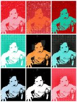 Pasha in Pop Art by fudins
