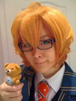 COS Preview - School Ver. Natsuki Shinomiya 4 by belphy