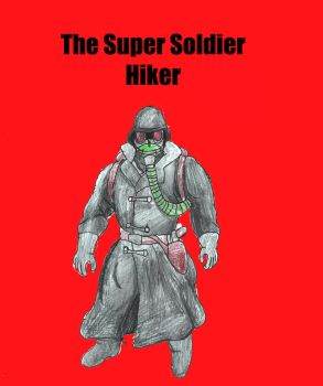 Hiker (Super Soldier Gear) by redrangerki