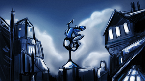 Sly Cooper by FallonBeaumont
