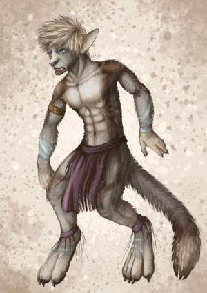[CLOSED] Anthro adopt auction by Terriniss