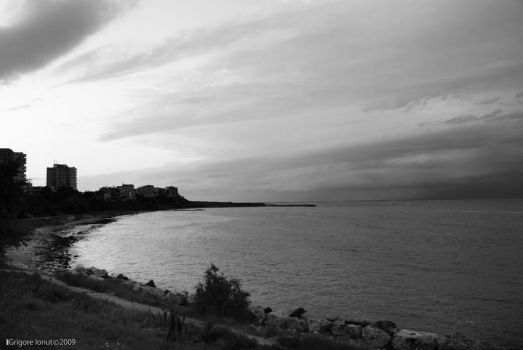 Black Sea Coast by MWPHOTO