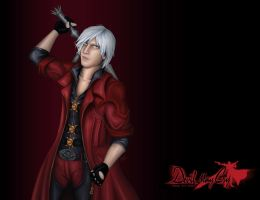 Devil May Cry Dante by nikkiledree