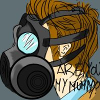 Are you my mummy? (Tenth Doctor) by Artieukchan