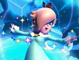 Princess Rosalina - Ice by PrincessPeach8
