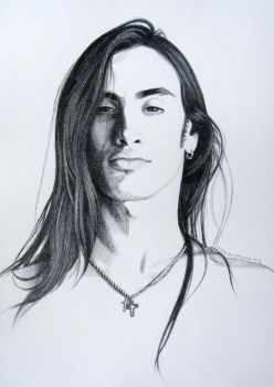 Nuno Bettencourt by omppu