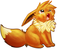 Eevee~ by Renapop