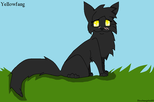Yellowfang by BleachTheNight