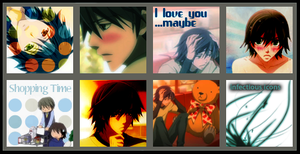 Junjou Romantica Icons by 3toh