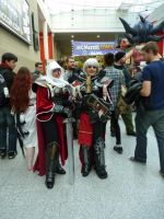 MCM Expo London October 2014 40 by thebluemaiden