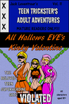 Teen Trickster's Adult Adventures Volume 11 Cover by ivy7om