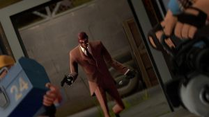 The Turn-Coat ::Team Fortress 2:: by guywiththesuitcase