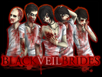 Black veil brides by heyxhaleyy