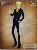 Sanji-New by Deidara465