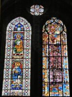 Stained Glass 30 by Lauren-Lee