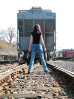 by request - train series 3 by JensStockCollection