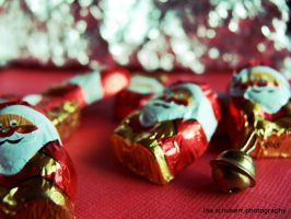 santas little party by seasfairytale