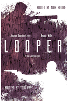 Looper Movie Poster by Yeti-Labs
