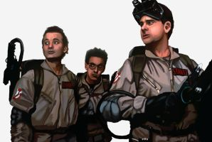 Ghostbusters by JodyBriggs