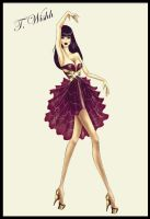 Fashion Design Dress 6. by TwISHH