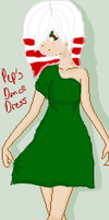 Peppermint's St. Patrick's Day Dress! by Born-Alive