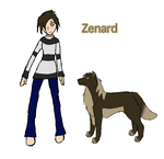 Zenard ref by ice-or-fire