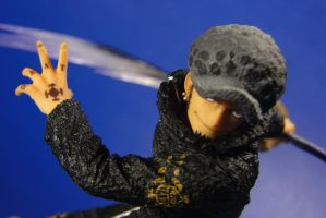 TRAFALGAR LAW FIGUARTS ZERO BATTLE VERSION 4 by JIN17094