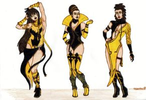 Tanya Concepts. by This-Dandy-Boy