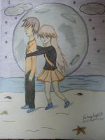 Please...stay here with me.. by FantasyAngel09