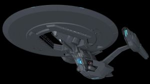 USS Vengeance redone by The-Didact