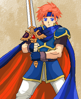 FE6: Roy by KitsuneInari