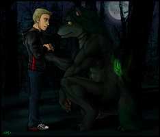No Matter What by lycanthropeful