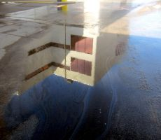 Oil Sludge Reflection by M922
