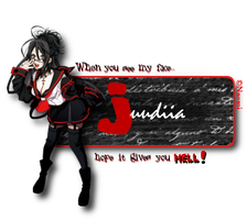 Juudia's Signature by iKisses