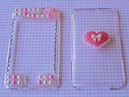 Commission iPod Touch Deco by FatallyFeminine
