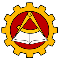 British Communist Emblem by Party9999999