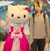 Hello Kitty Reita by J-rockROCKZ