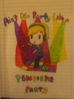 Ain't No Party Like a Pewdiepie Party! by fullmetalshortie